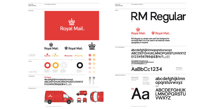 RM Regular Font