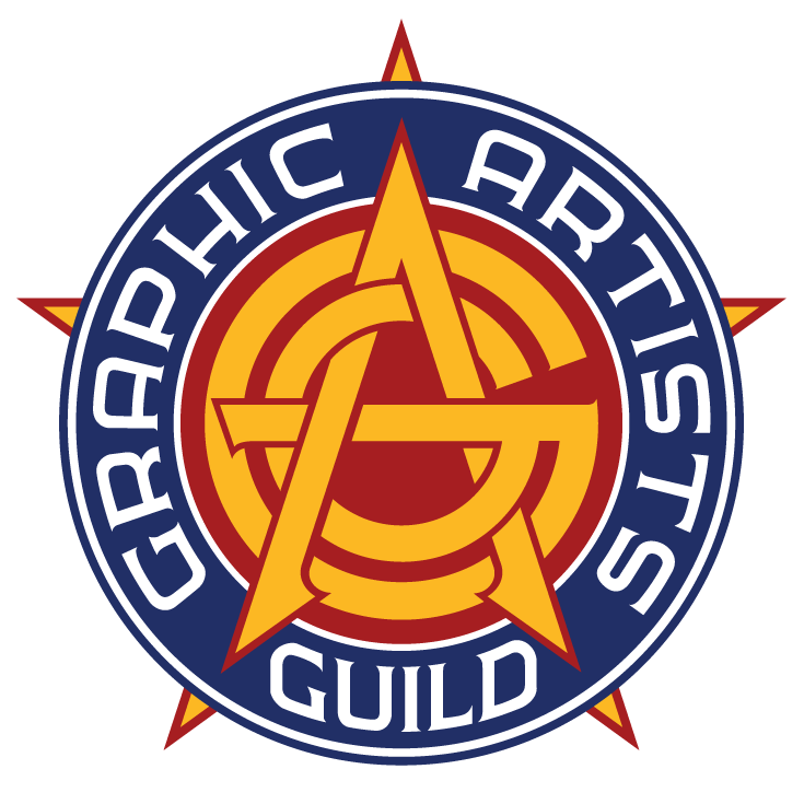 Graphic Artists Guild by Michael Doret