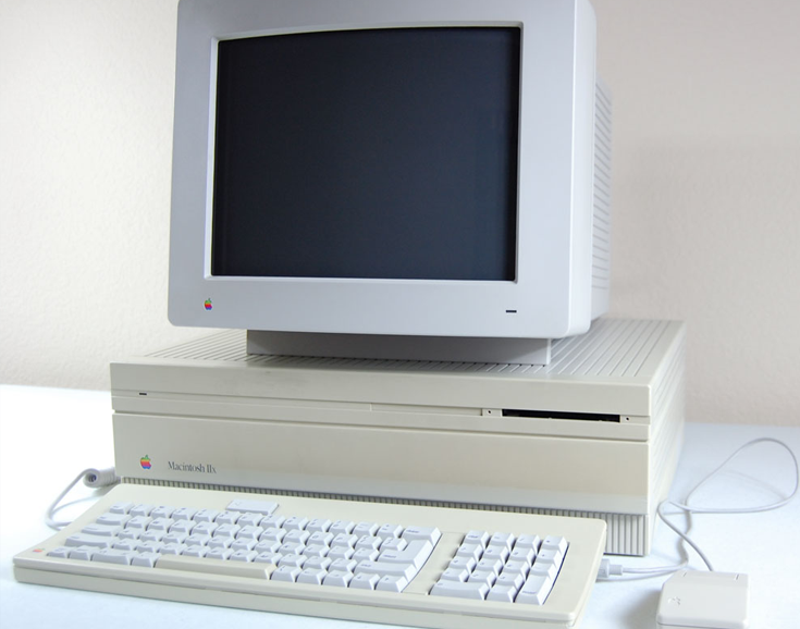 Old Apple Mac