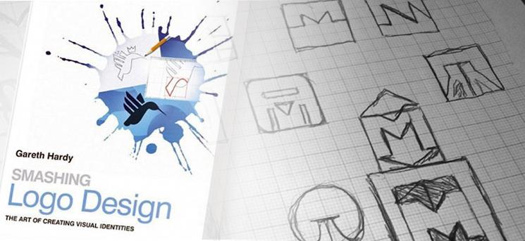 Smashing Logo Design by Gareth Hardy