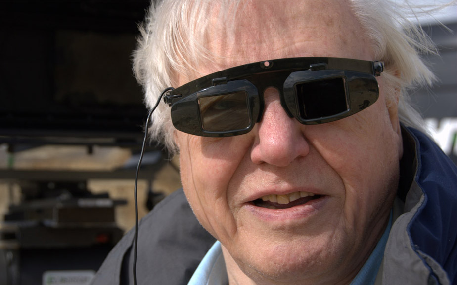 "Sir David Attenborough – ""if it's boring in 2D it's going to be boring in 3D"""