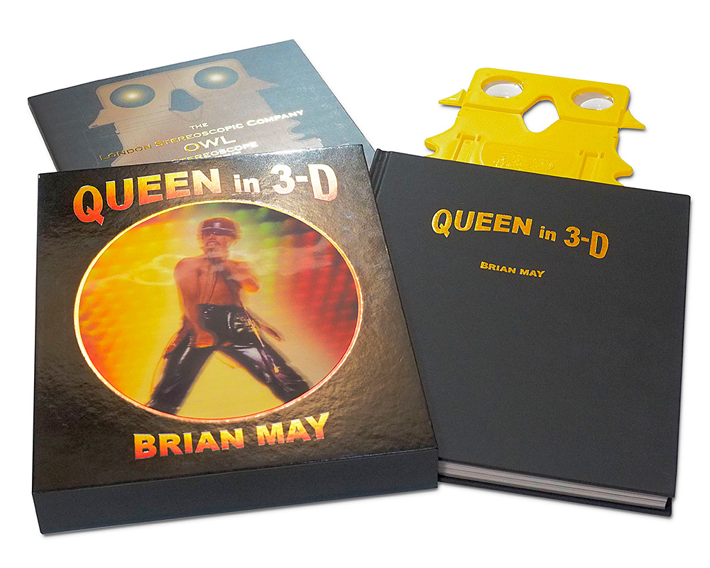 Queen 3D