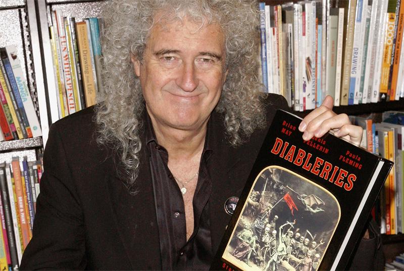 Brian May Diableries