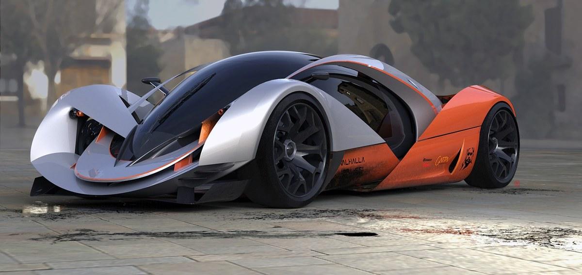 Michal Jelinek Automotive Design