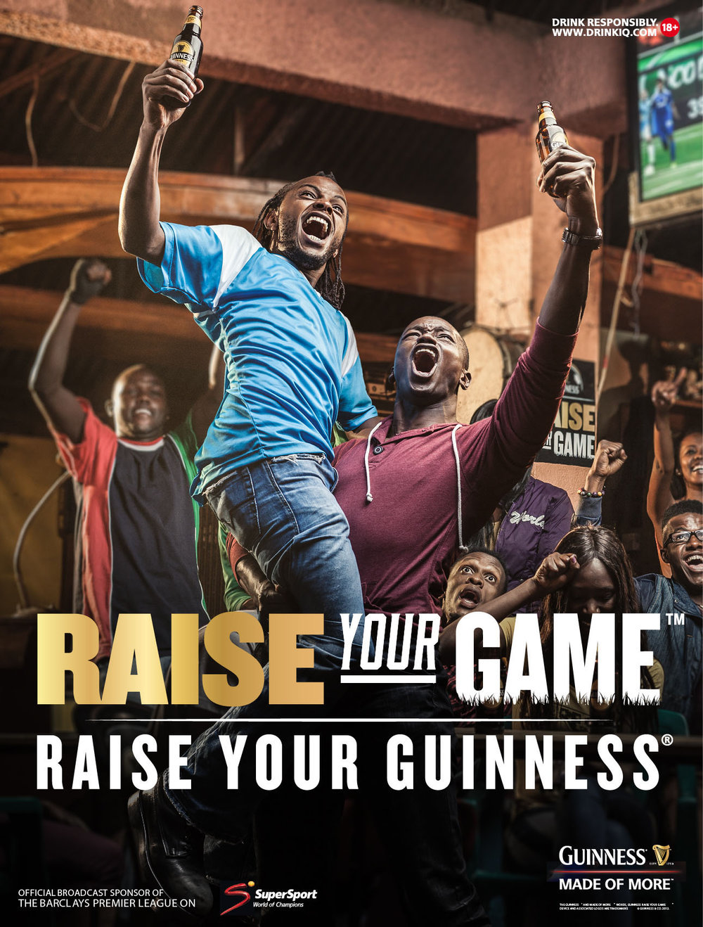 Raise Your Game - Osborne Macharia