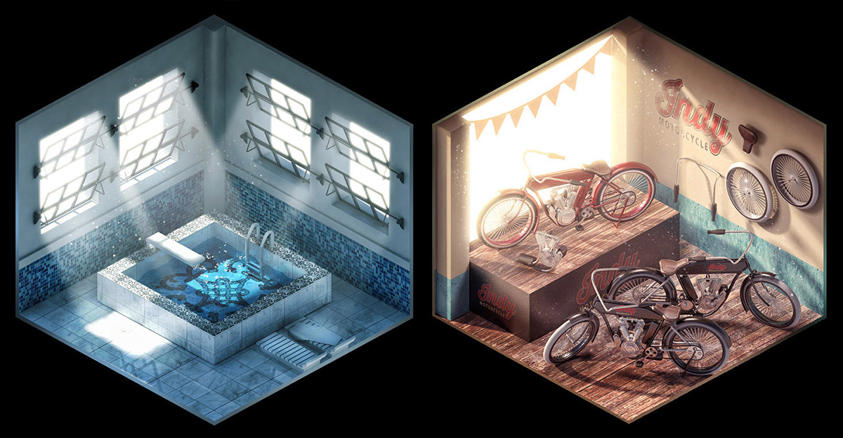 Rooms with Stories
