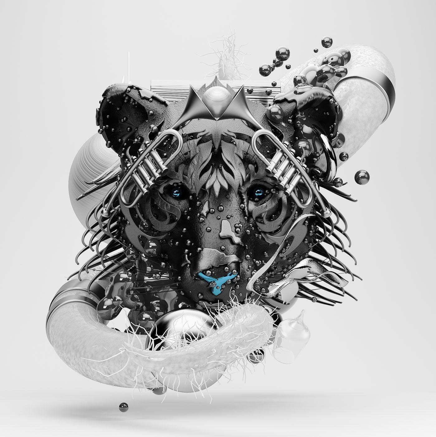 DT-Music-Album Cover by Omar Aqil