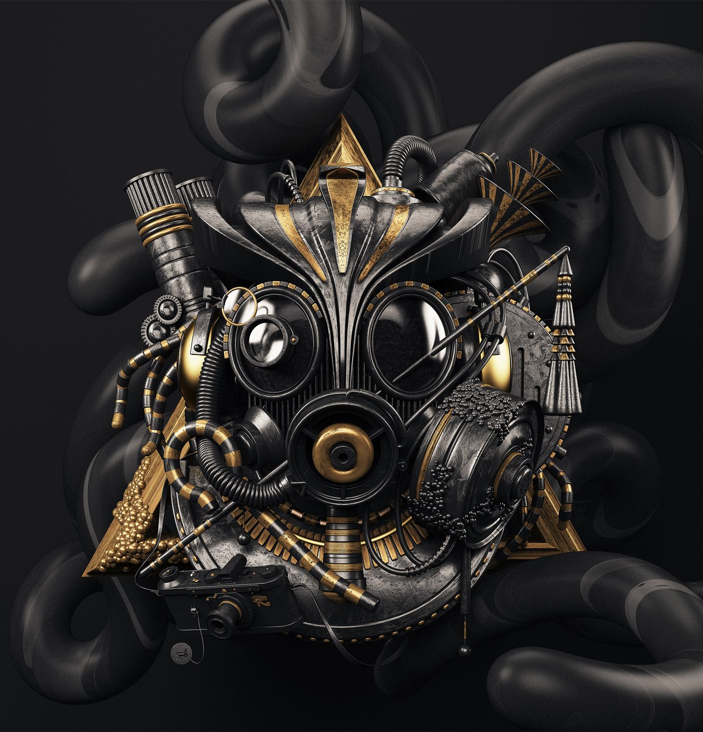 Mask Egotists