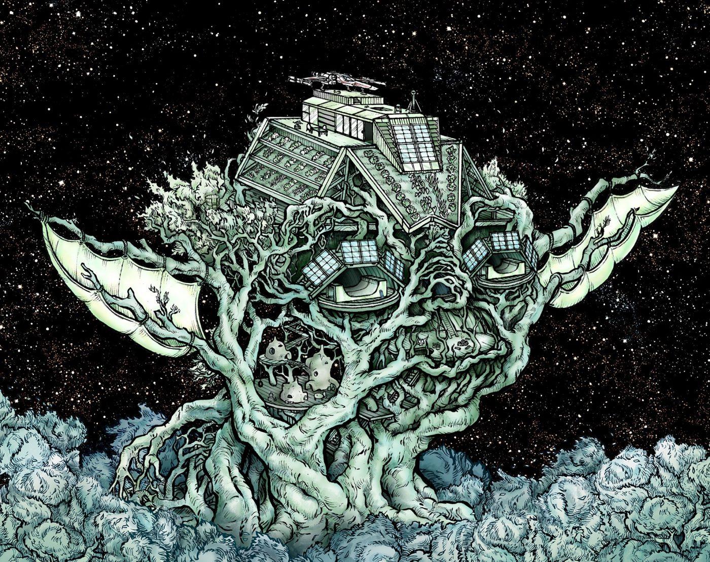 Yoda Treehouse