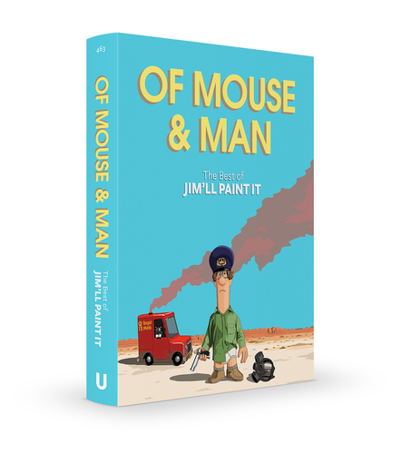 Of Mouse an Man