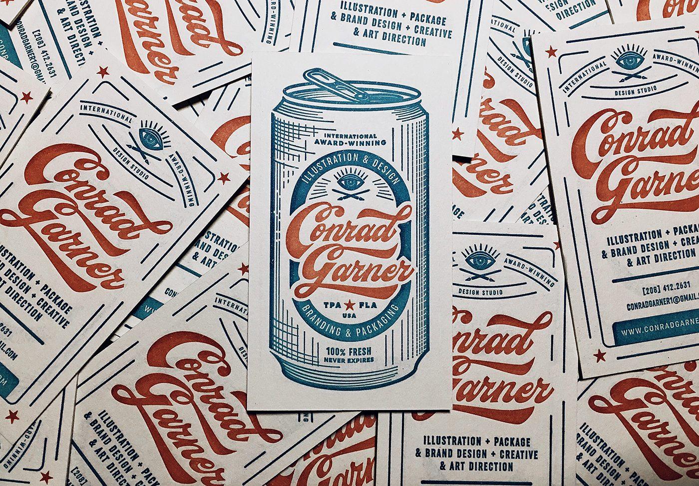 Conrad Garner Florida
