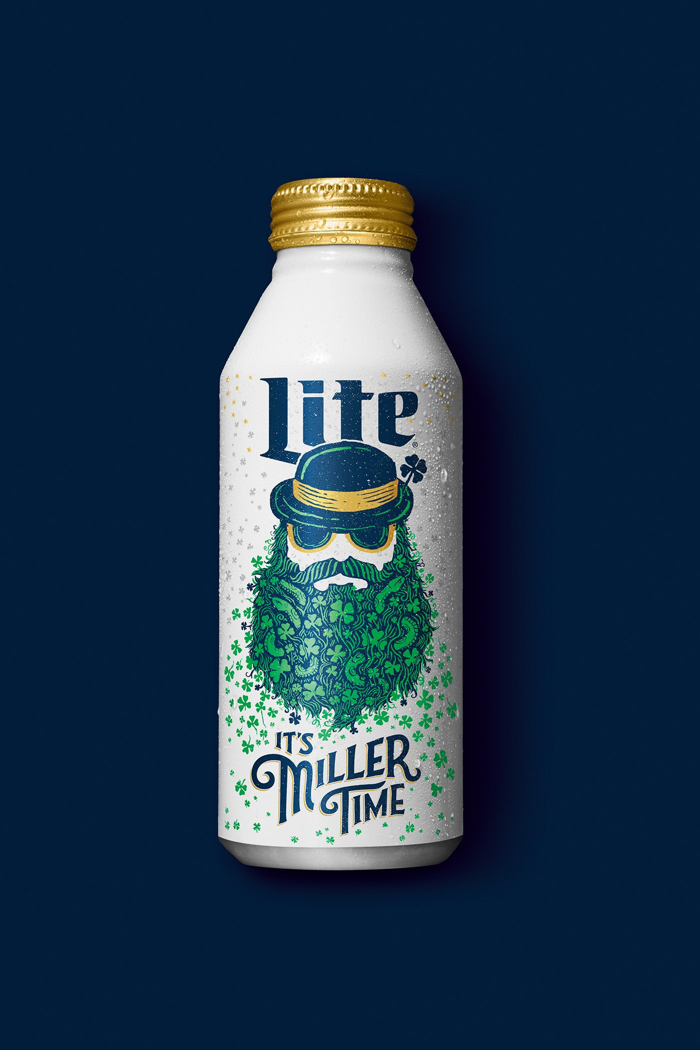 Miller Lite St Pattys Day