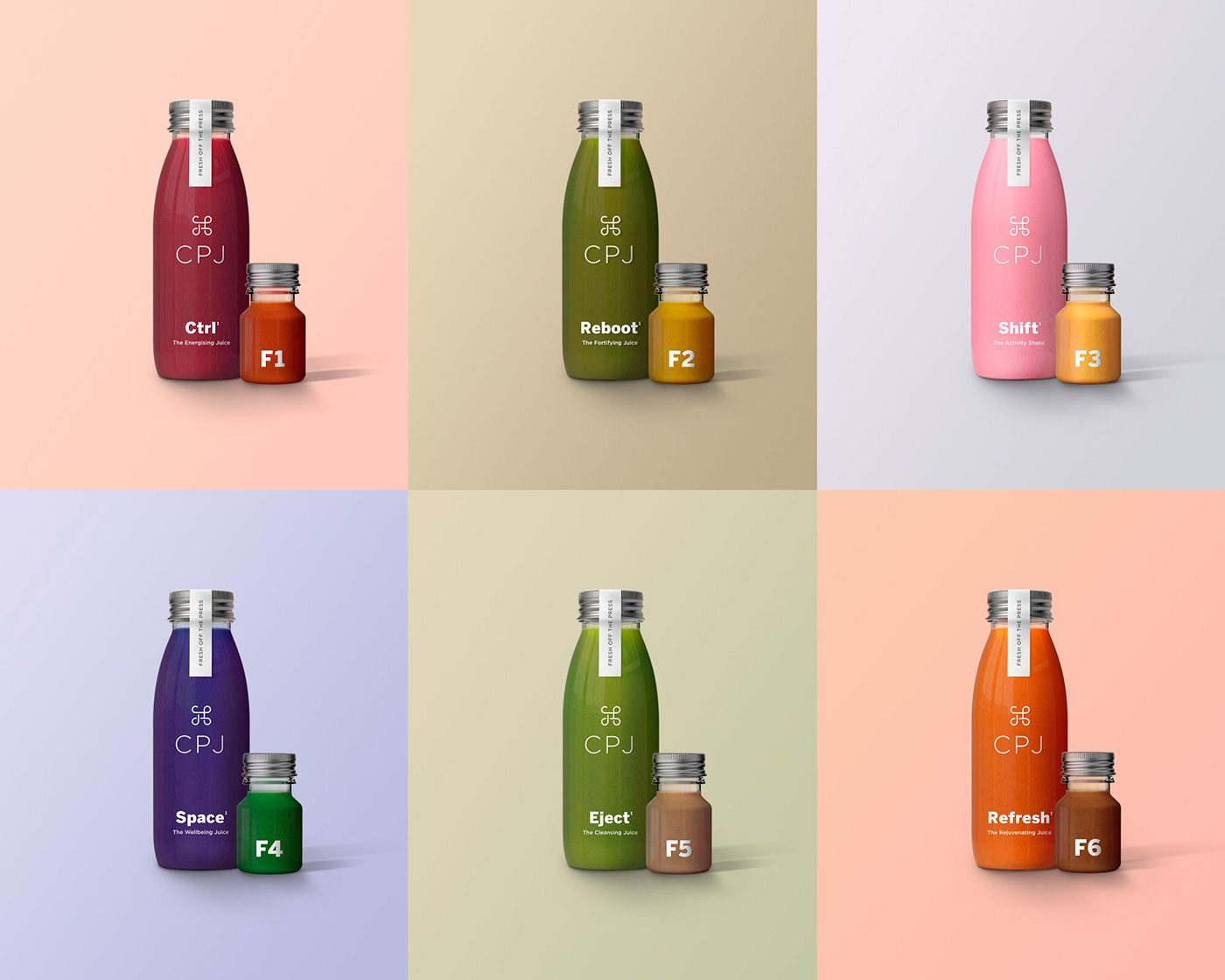 CPJ Cold Pressed Juice