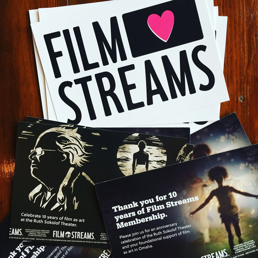 Film Streams Nebraska - Justin Kemerling