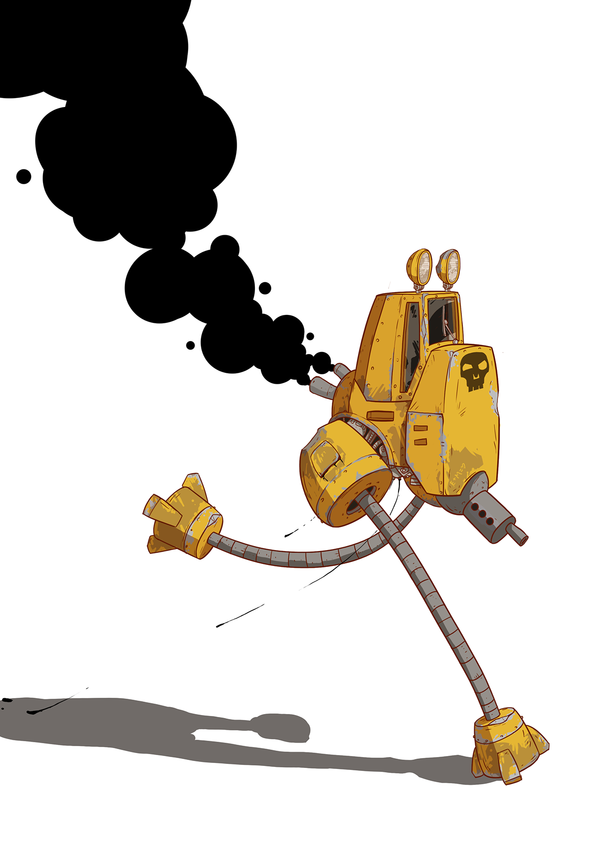 project Robot Szhmobot