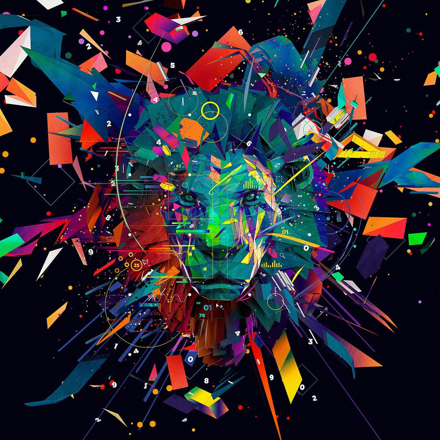 Adobe Lions