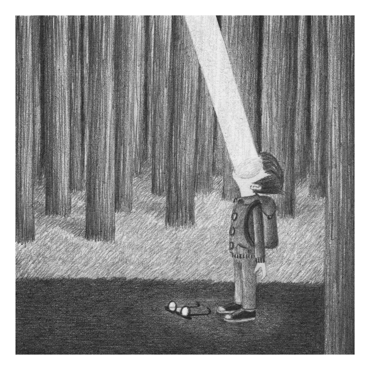 Never Walk Home Alone-James Lipnickas