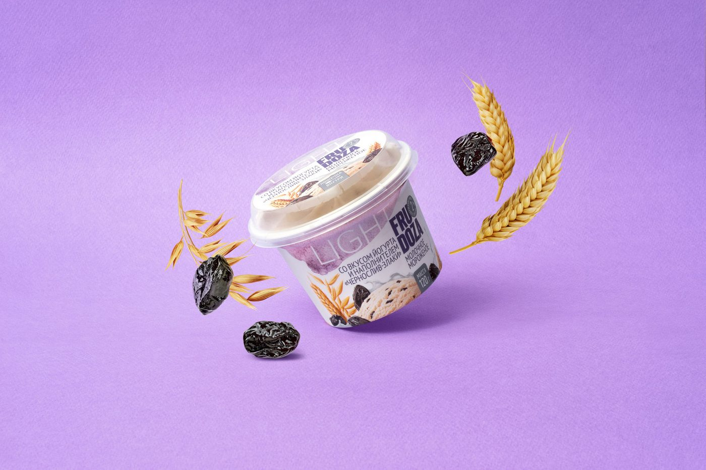 FRUDOZA Light ice cream