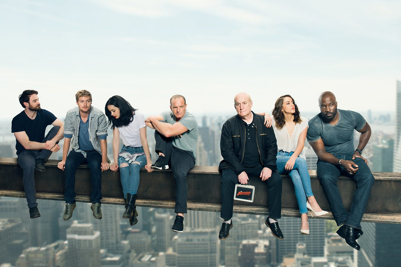 Marvel Entertainment for Emmy Magazine