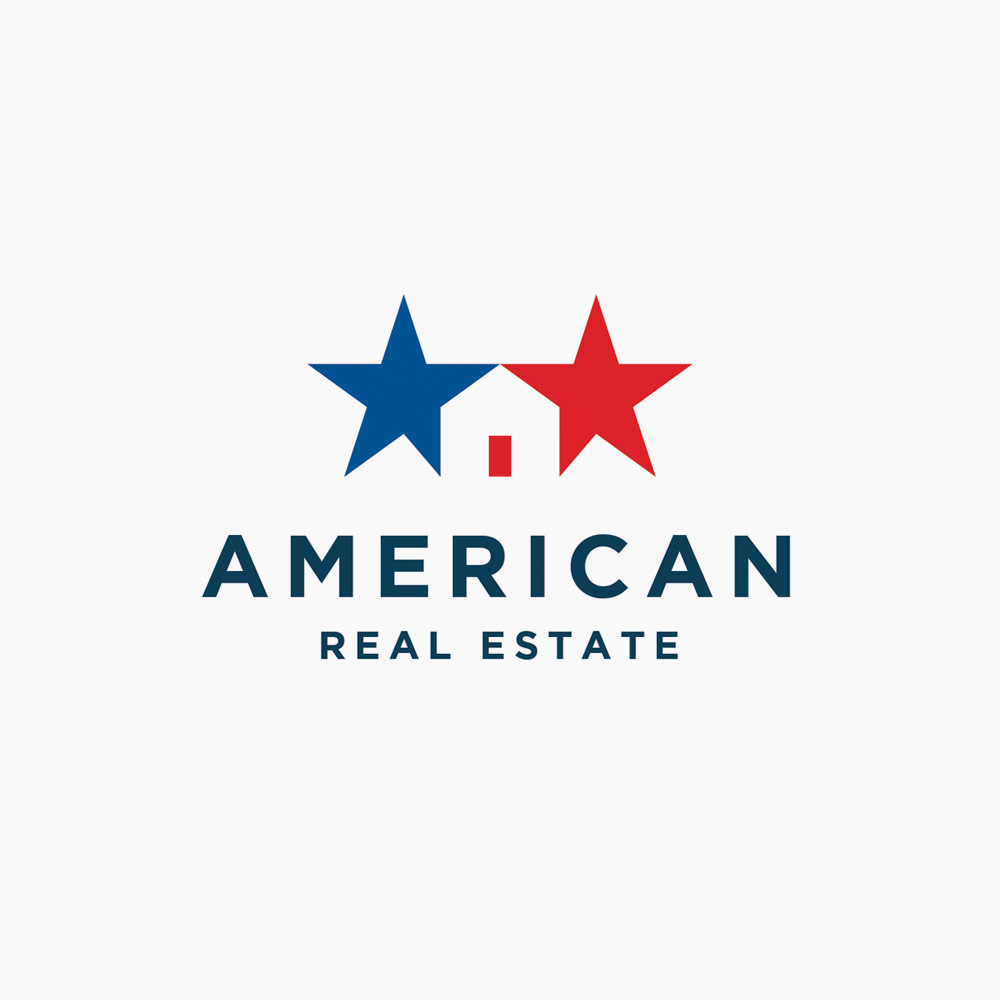 American Real Estate Logo