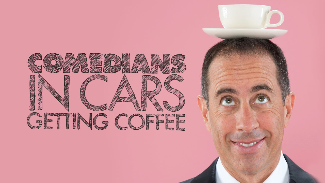Comedians in Cars Getting Coffee Jacob Cass