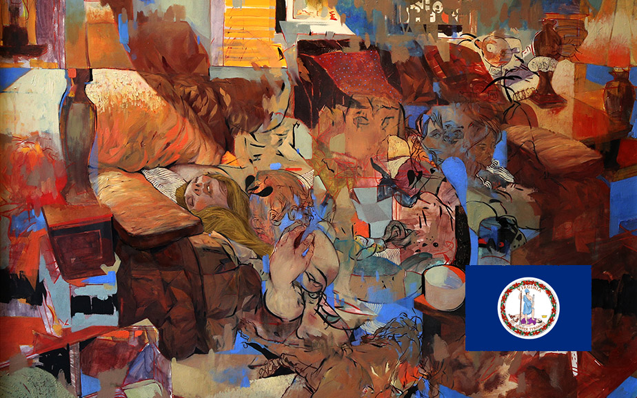 Sterling Hundley Interview – 50 States (Virginia)