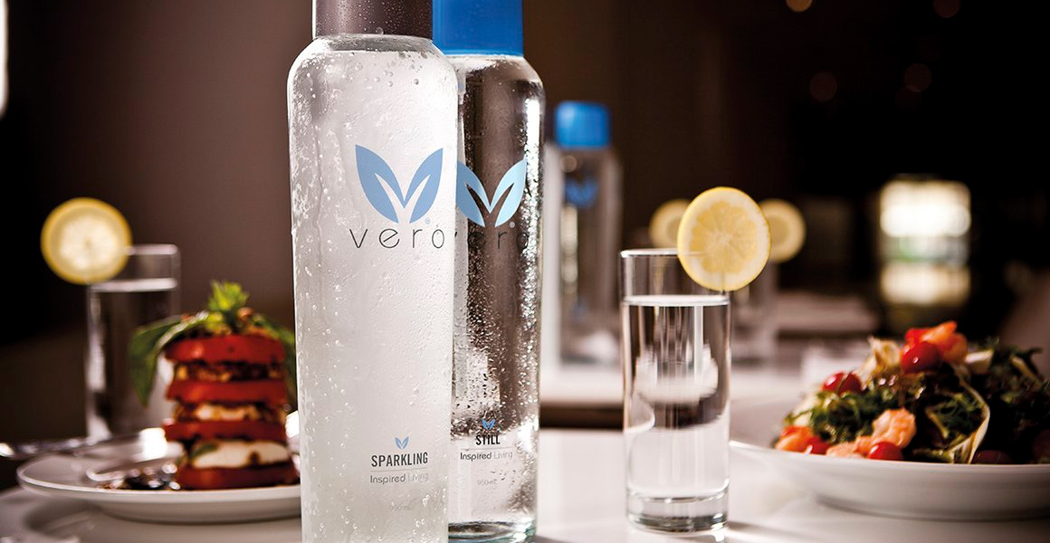 Vero Water Packaging