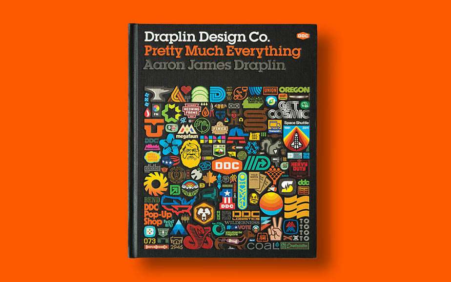 "Aaron Draplin – ""make it a hobby and learn to love it"""