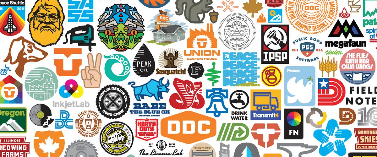 Aaron Draplin Logos