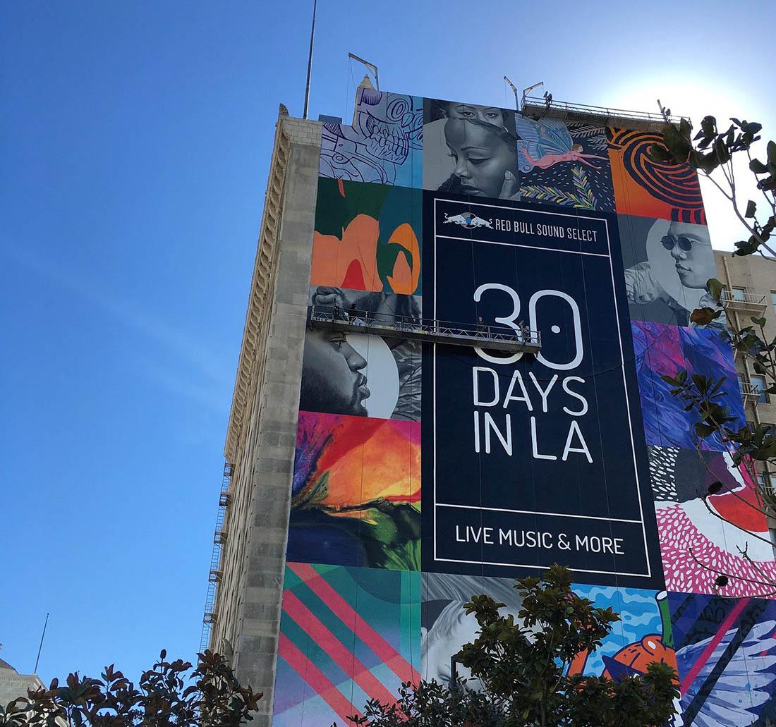 30 days in LA