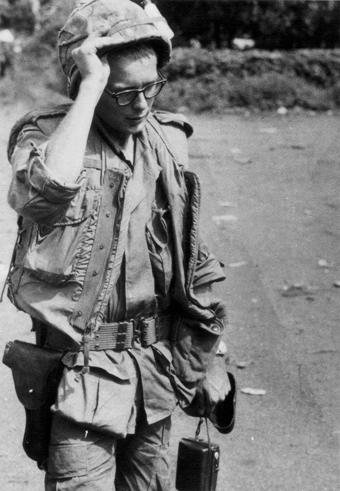 James Pollock in Vietnam (1967)